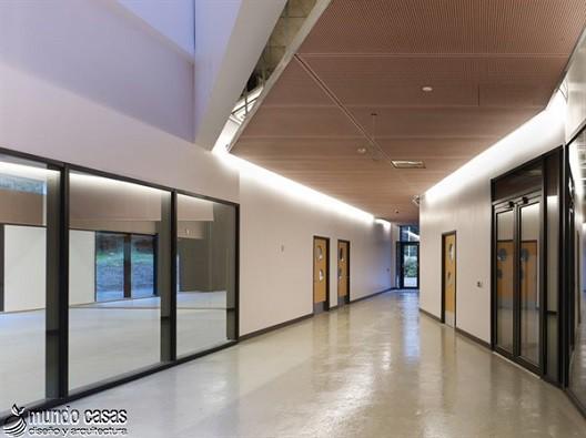 Edificio de artes en la universidad City College en Norwich por BDP arquitectos (2)