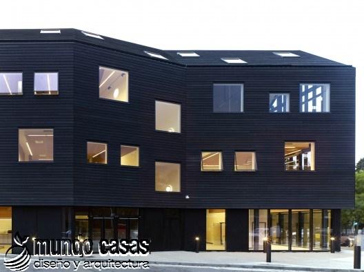 Edificio de artes en la universidad City College en Norwich por BDP arquitectos (3)