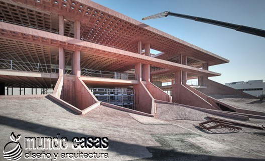 Logytel I+D por arquitectos Alarcón Asociados (1)