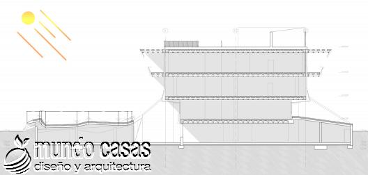 Logytel I+D por arquitectos Alarcón Asociados