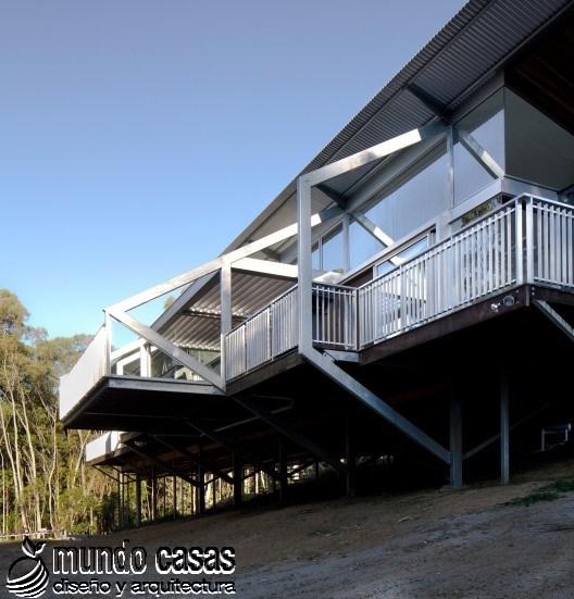 Robinson Arquitectos Tinbeerwah QLD, Australia (2)