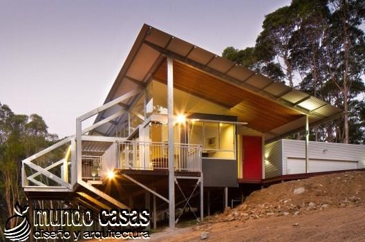 Robinson Arquitectos Tinbeerwah QLD, Australia (4)