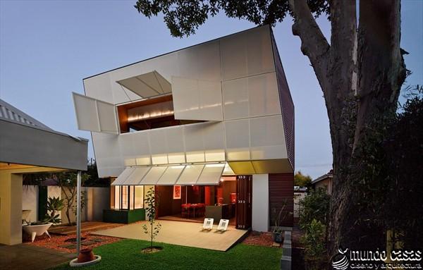 Arquitectura de la Casa 31_4 Room House