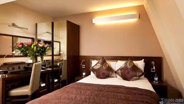 Decora tus habitaciones con tonos y colores chocolate (2)