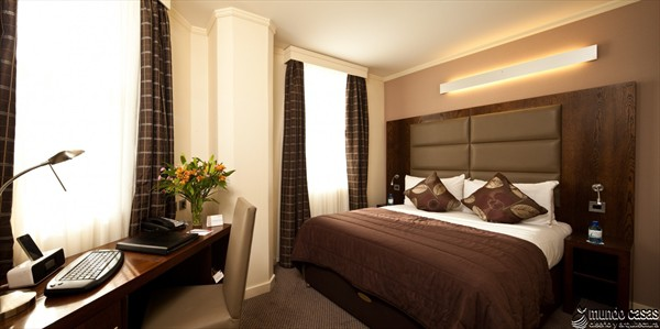Decora tus habitaciones con tonos y colores chocolate (4)