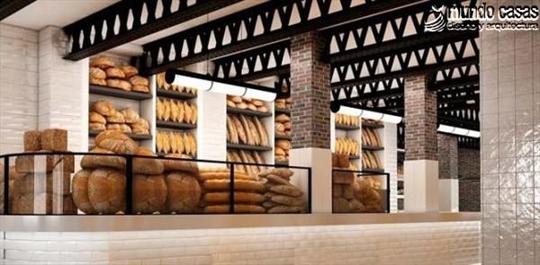 Hotel Praktik Bakery de Barcelona también es panadería (2)