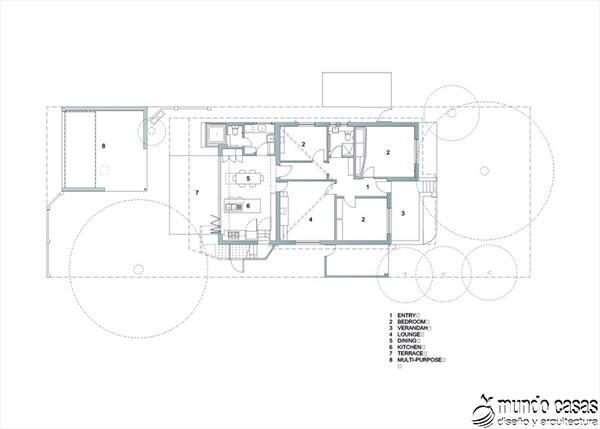 Planos de la Casa 31_4 Room House (2)