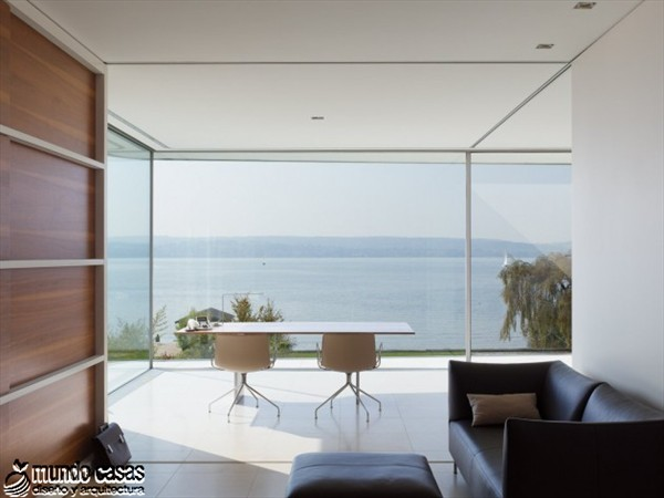Minimalismo alemán puro en la casa G-12 por arch Freie Architekten  (10)