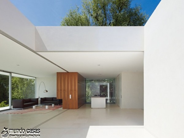 Minimalismo alemán puro en la casa G-12 por arch Freie Architekten  (3)