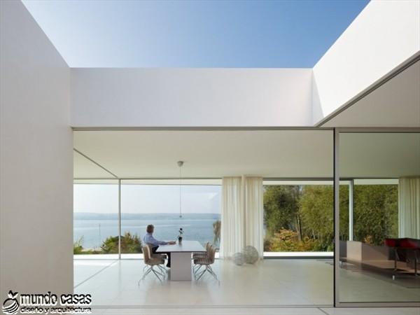 Minimalismo alemán puro en la casa G-12 por arch Freie Architekten  (5)