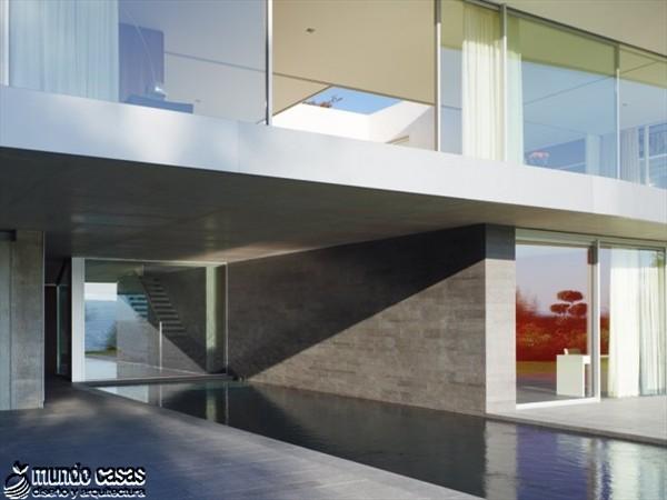Minimalismo alemán puro en la casa G-12 por arch Freie Architekten  (9)