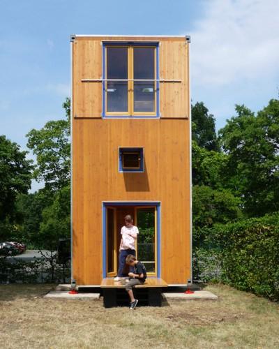 La homebox una excelente alternativa para construcciones de mas de un nivel en terrenos diminutos (4)