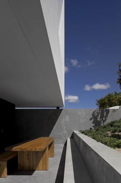 Protagonismo del concreto blanco en la arquitectura portuguesa
