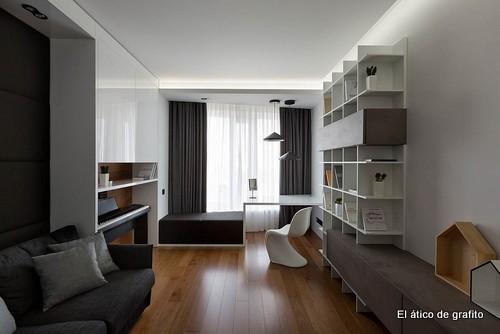 Interiores de penthouse ubicado en Kiev (17)
