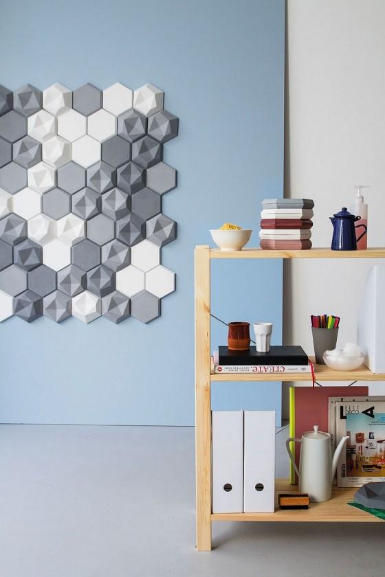 Azulejos de concreto hexagonales (1)