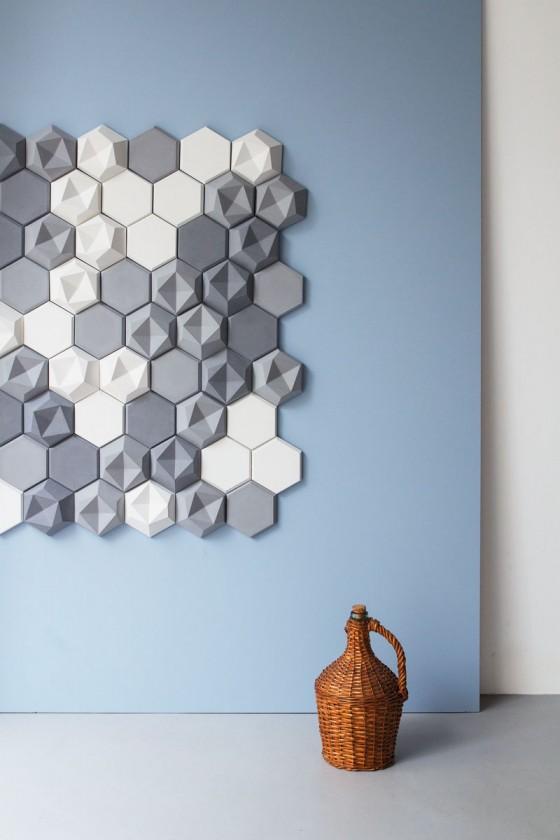 Azulejos de concreto hexagonales (5)