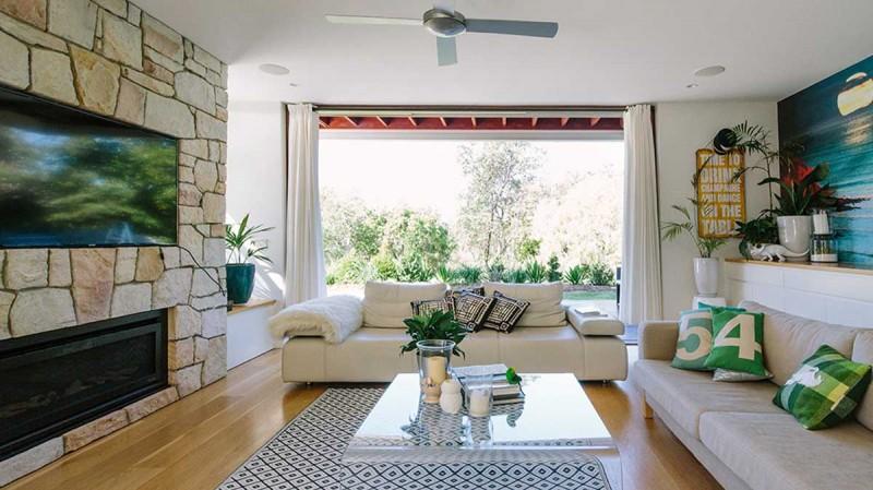 27 fotografías de diseños interiores en casas modernas (selección ...