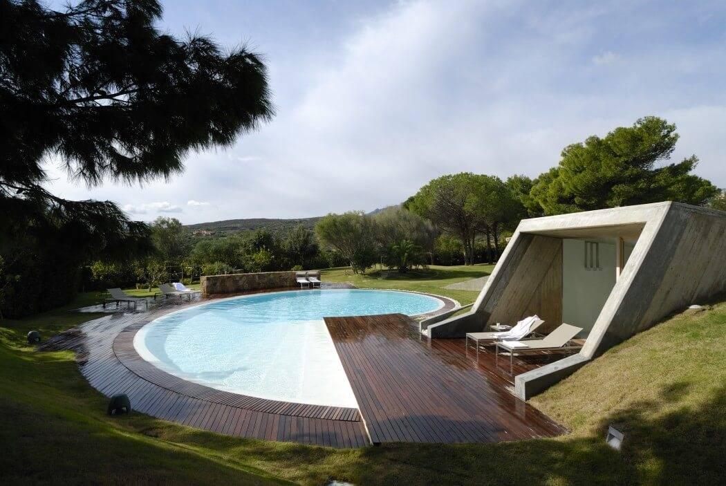 Una Casa Moderna y Exótica que Provoca