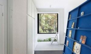 Colorido y acogedor apartamento  con una fusión de soluciones y diseño frescos