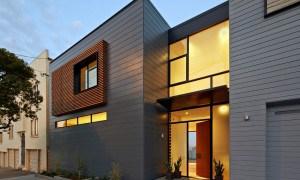 Transformación de una vivienda moderna en la ciudad de San Francisco