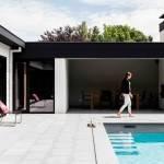 Cada día es una experiencia inolvidable en esta residencia minimalista  en la ciudad de Bélgica