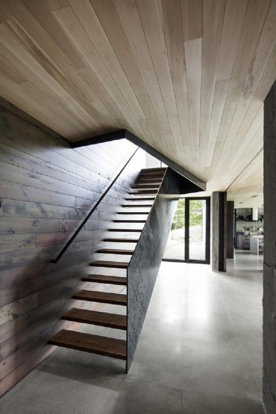 madera especial en la decoración