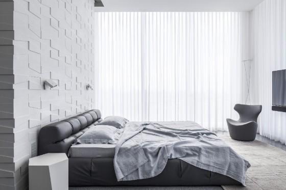 moderna habitación