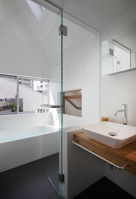 moderno baño muy estético