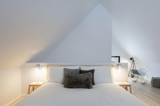Hermoso cuarto para descansar