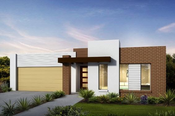 te mostraremos algunos diseos modernos y otros ms clsicos y tradicionales pero siempre se trata de casas de arquitectura minimalista y simple en un solo - Casas Minimalistas