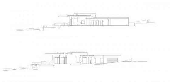 Casa Colunata por Mario Martins Planos