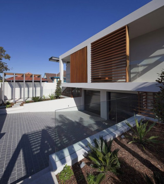 Casas Modernas en Australia Exteriores