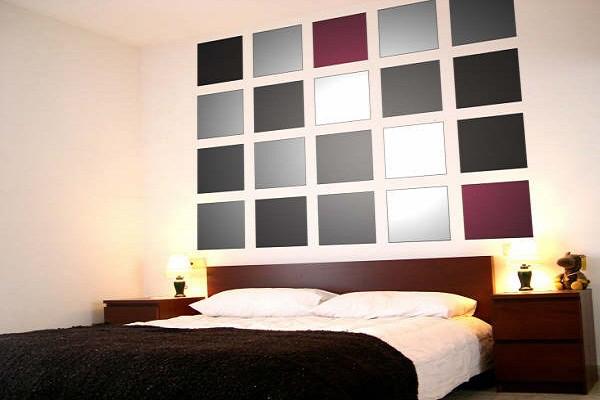 Original decoración de paredes