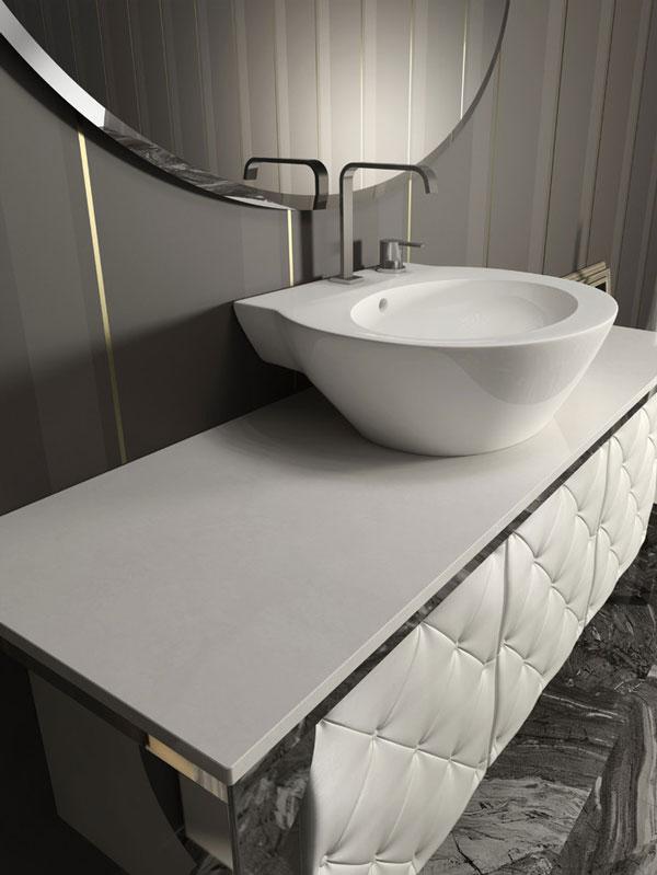 Increíbles cuartos de baño lujosos