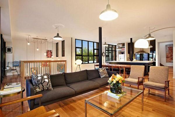 Foto de remodelación de interiores de casa en Australia