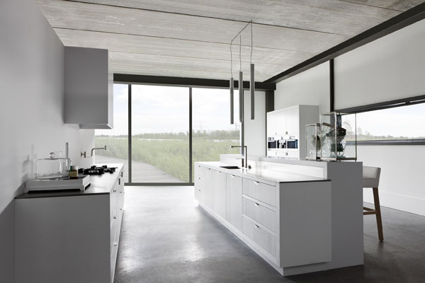 Imagen de modelos de cocinas alemanas