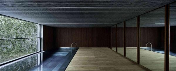 Imagen de obra de arte geométrico por OAB oficina de arquitectura en Barcelona