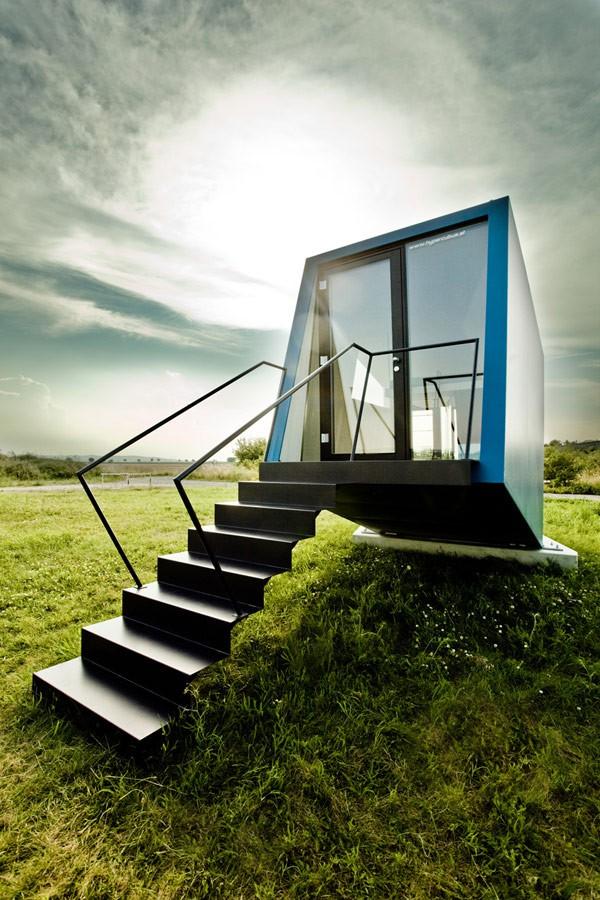 Apartamento móvil pequeño Apartamento prepago (15)