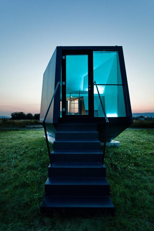 Apartamento móvil pequeño Apartamento prepago (4)