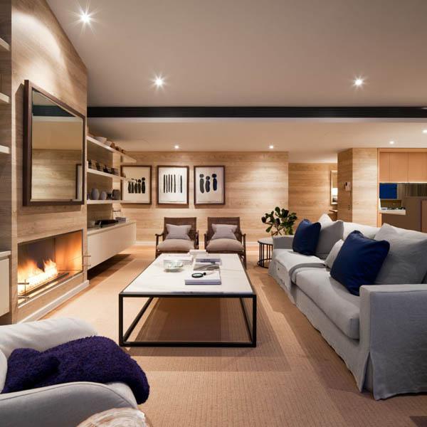 Imagen de Apartamento moderno de tonos crema en Australia - Coco Republic Design (17)
