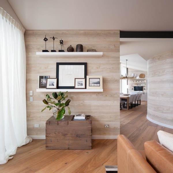 Imagen de Apartamento moderno de tonos crema en Australia - Coco Republic Design (8)
