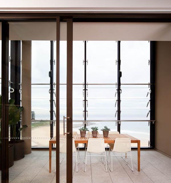 Imagen de Apartamento moderno de tonos crema en Australia - Coco Republic Design (7)