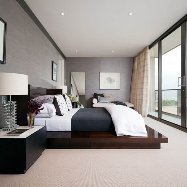 Imagen de Apartamento moderno de tonos crema en Australia - Coco Republic Design (6)