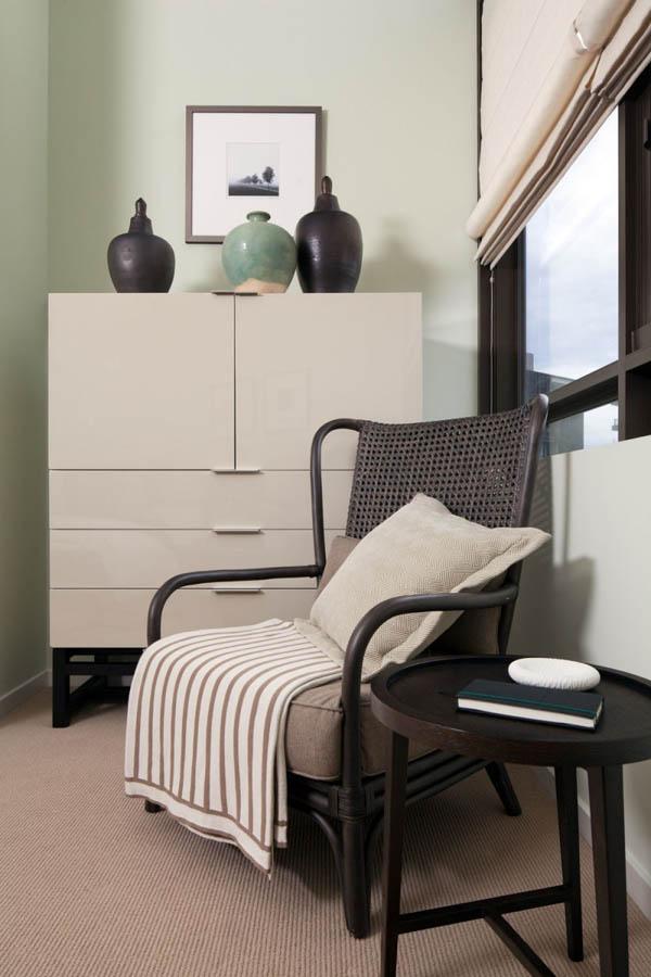 Imagen de Apartamento moderno de tonos crema en Australia - Coco Republic Design (2)