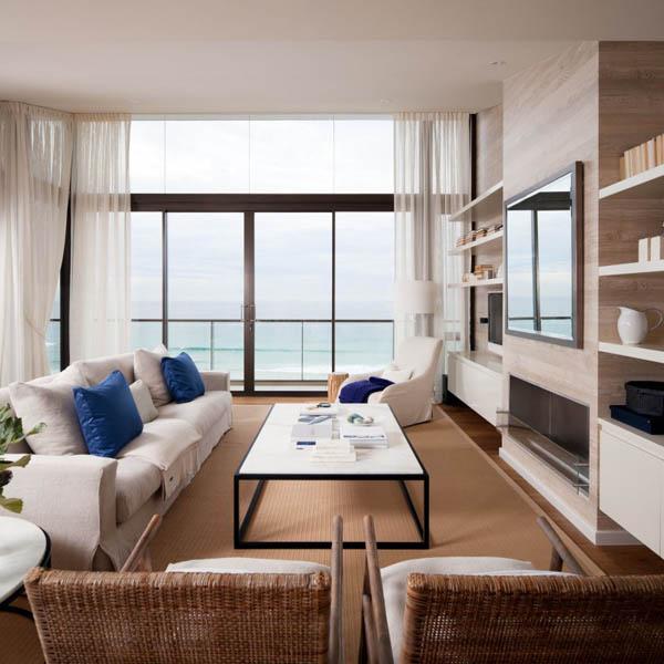 Imagen de Apartamento moderno de tonos crema en Australia - Coco Republic Design (16)