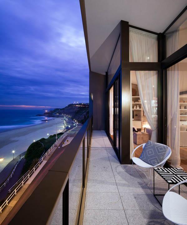 Imagen de Apartamento moderno de tonos crema en Australia - Coco Republic Design (15)