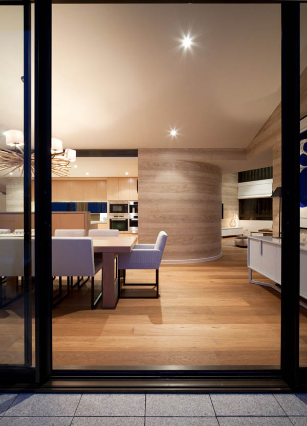 Imagen de Apartamento moderno de tonos crema en Australia - Coco Republic Design (14)