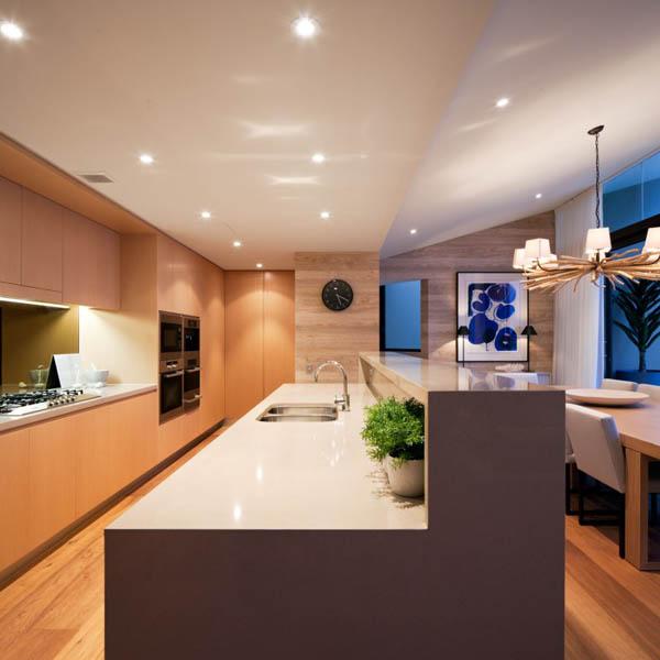 Imagen de Apartamento moderno de tonos crema en Australia - Coco Republic Design (12)