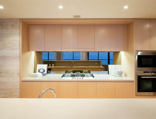 Imagen de Apartamento moderno de tonos crema en Australia - Coco Republic Design (11)