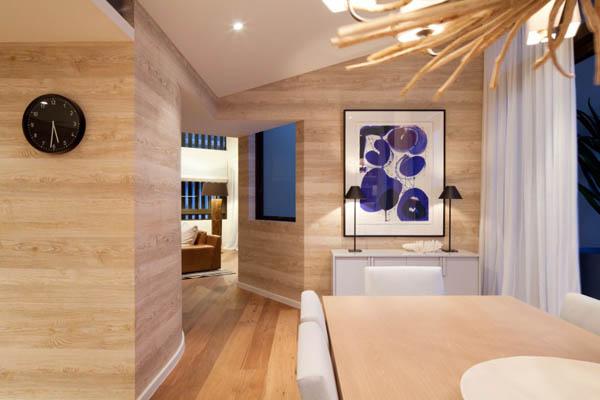 Imagen de Apartamento moderno de tonos crema en Australia - Coco Republic Design (10)
